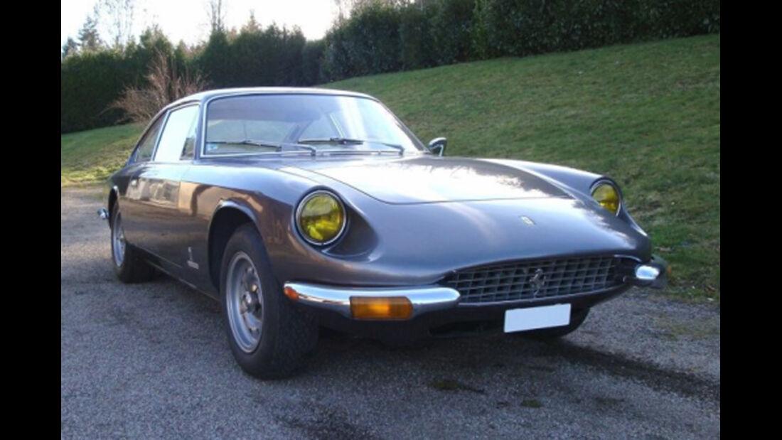 1969er Ferrari 365 GT 2 + 2