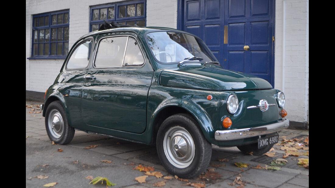 1969er Fiat 500 F