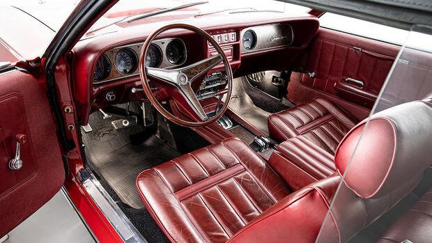 1969er Mercury Cougar Convertible XR-7 aus James Bond: Im Geheimdienst Ihrer Majestät