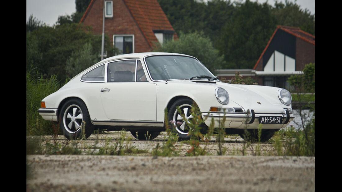 1969er Porsche 911S Coupé