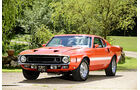 1969er Shelby Ford Mustang GT500 Fastback Coupé