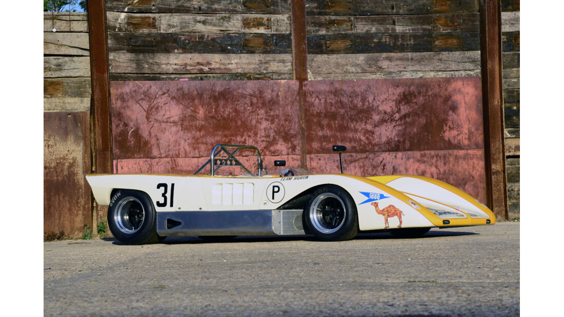1970/71er Huron 4A 2-Litre Sports Prototype