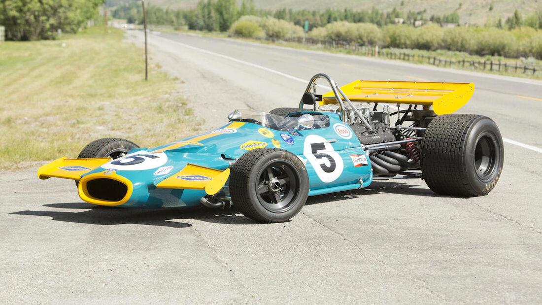 1970 Brabham Cosworth Ford BT33