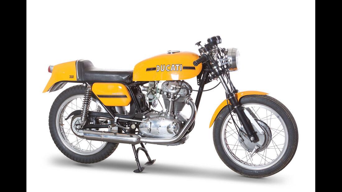 1970 Ducati 350 Desmo RM Auctions Monaco 2012