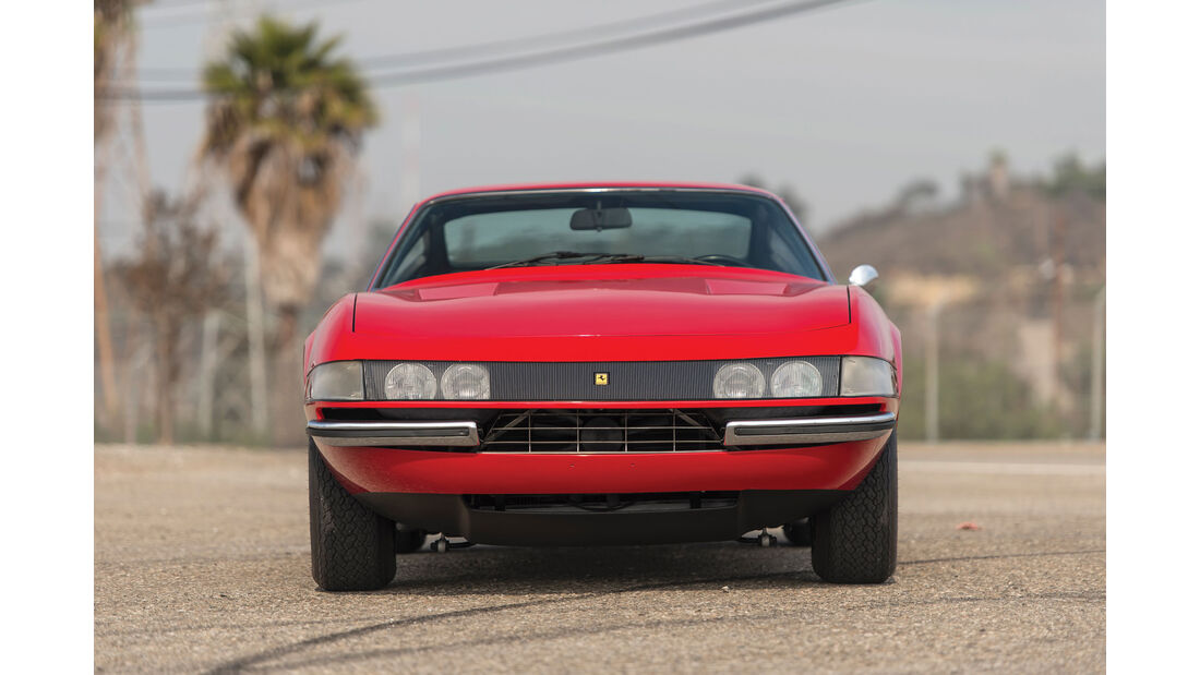 1970 Ferrari 365 GTB/4 Daytona Berlinetta by Scaglietti - RM Sotheby's Arizona 2017 - Auktion