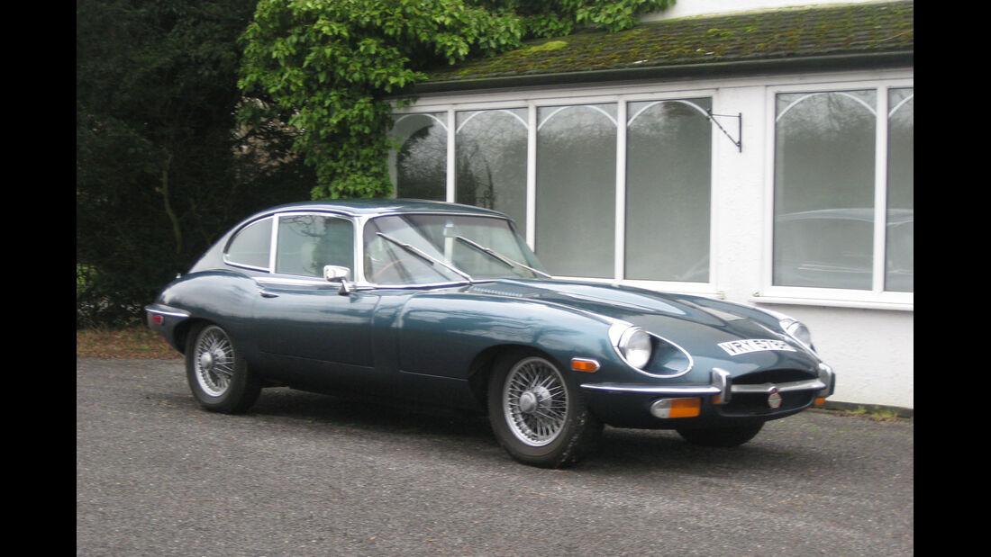 1970 Jaguar E-Type Series 2 2+2 Coupé.