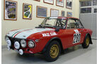 1970 Lancia Fulvia HF1600 Group 4 Rally Car