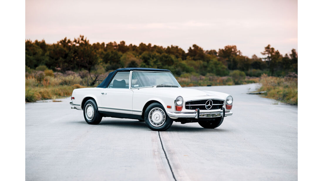 1970 Mercedes-Benz 280 SL 'Pagoda' - Cabrio - RM Sotheby's Arizona 2017 - Auktion