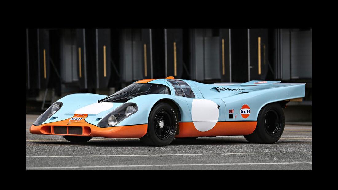1970 Porsche 917K Race Car - Pebble Beach 2017 - Auktion - Gooding & Company