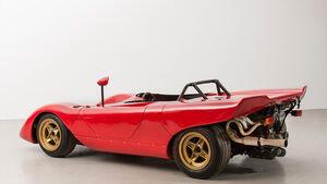 1970er Abarth 1000 SE-018 Sport-Racing Prototyp