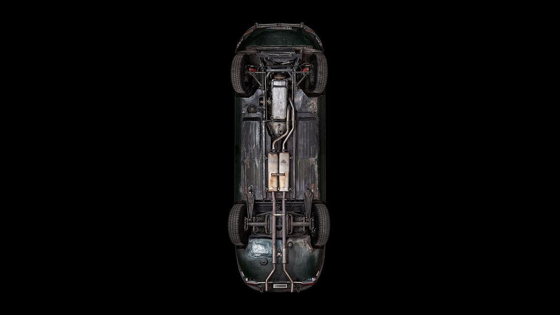 1970er Jaguar E-Type