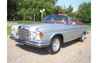 1970er Mercedes-Benz 280 SE 3.5 litre Open Four Seater Convertible