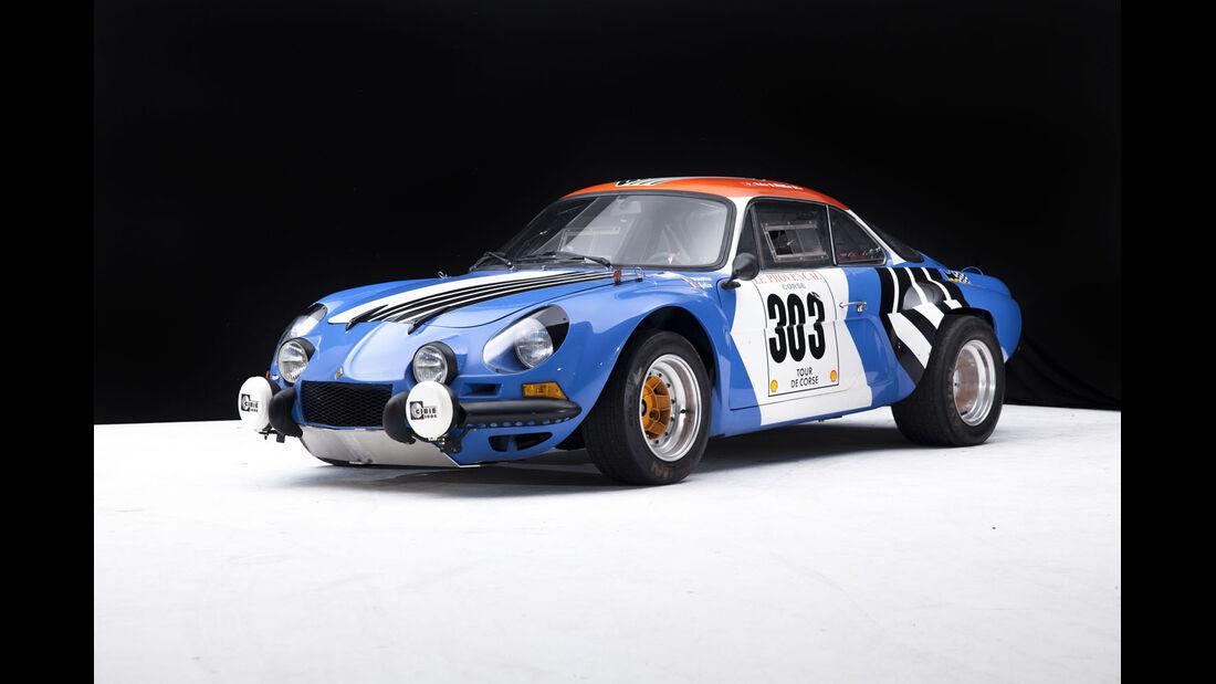 1970er Renault Alpine A 110 Factory Works Prototype