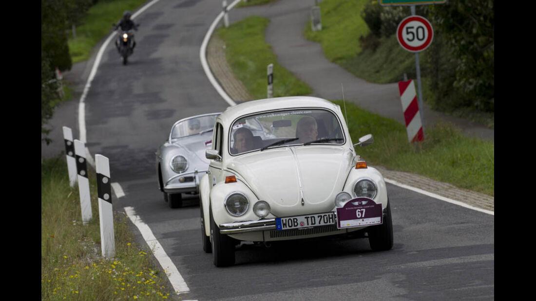 1970er VW Decker Käfer