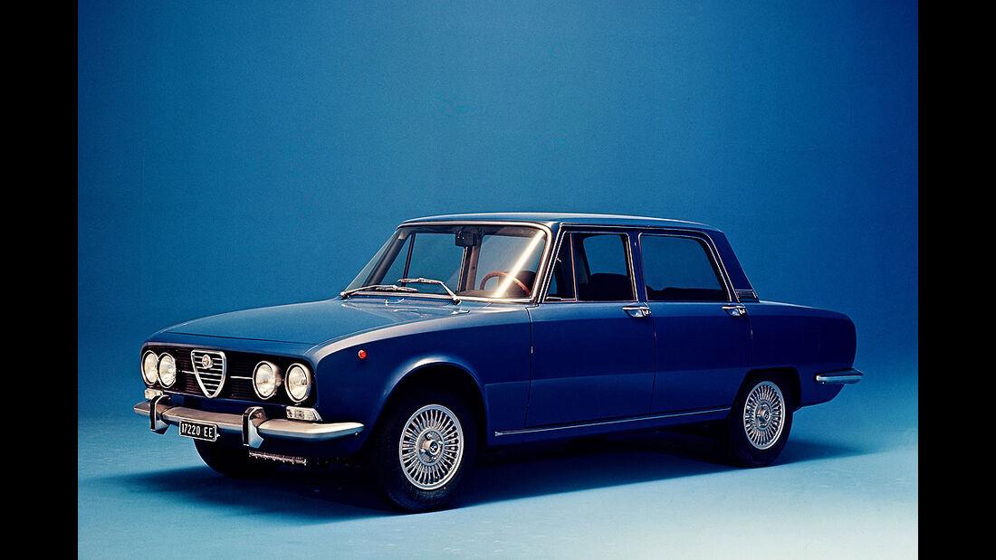1971-1976 Alfa Romeo 2000 Berlina
