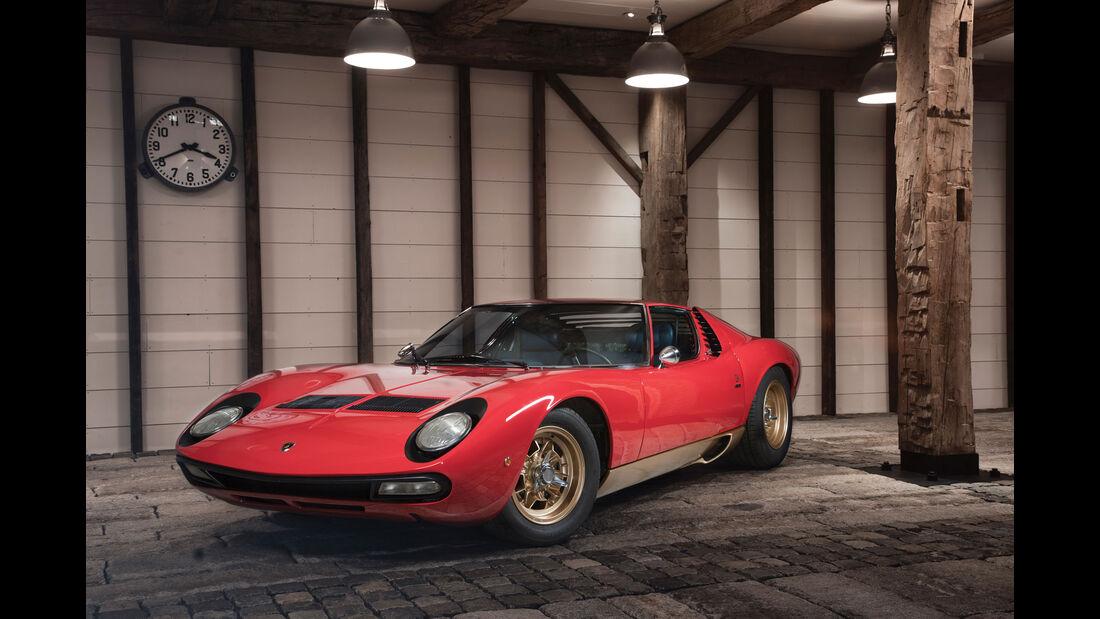 1971 Lamborghini Miura P400 SV - Sportwagen - RM Sotheby's Arizona 2017 - Auktion