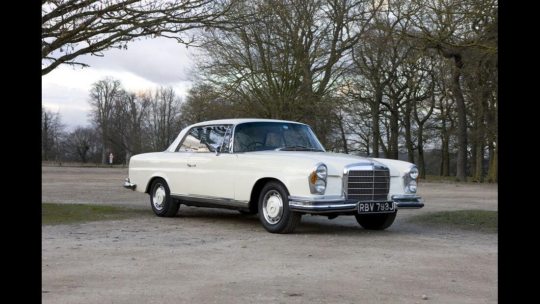 1971 Mercedes 280 SE 3.5 Coupé.