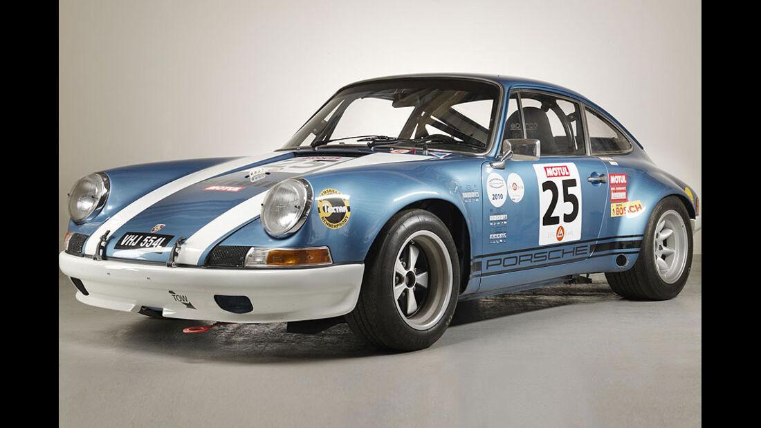 1971 Porsche 911 S/T coupé Competition Gar. 4