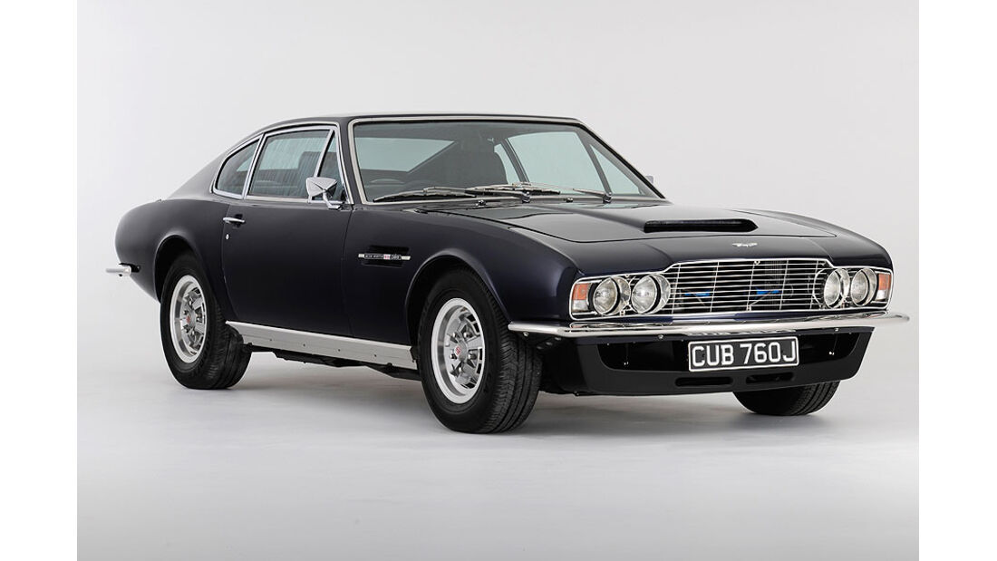 1971er Aston Martin DBSV8