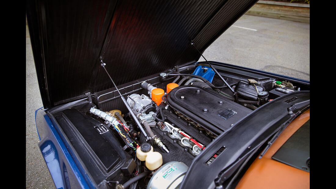 1971er Ferrari 365 GTB Nart Daytona Spider