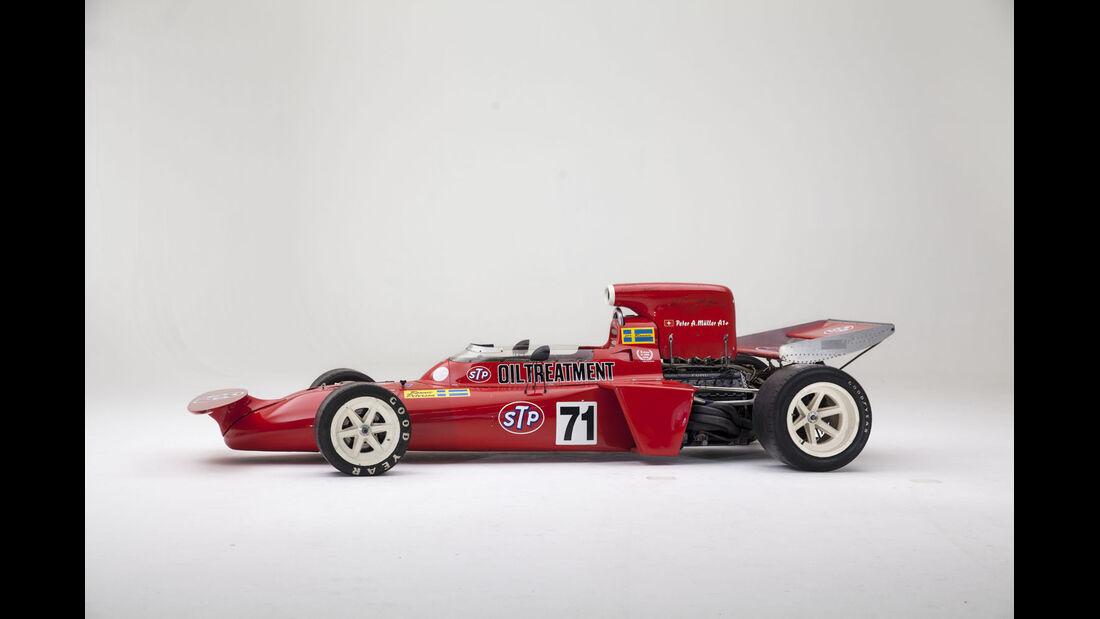 1971er March 711 Formula 1 Monoposto