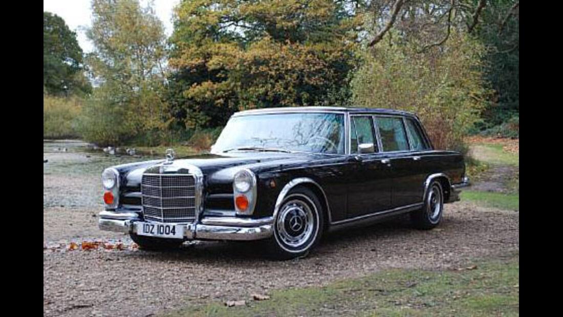 1971er Mecedes-Benz 600 Saloon Limousine