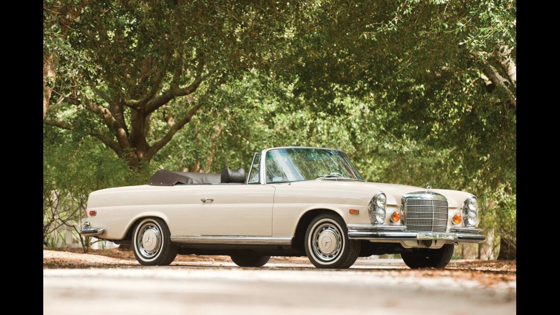 1971er Mercedes-Benz 280SE 3.5 Cabriolet
