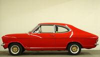 1971er Opel Kadett 1100 SR Coupe