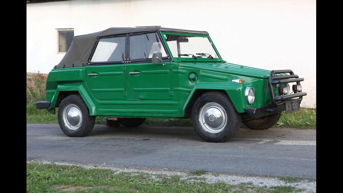 1971er Volkswagen Typ 181