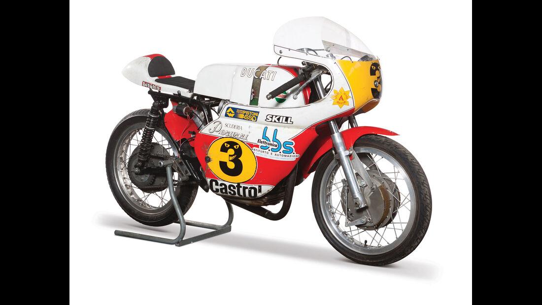 1972 Ducati 450 Desmo Corsa Replica RM Auctions Monaco 2012