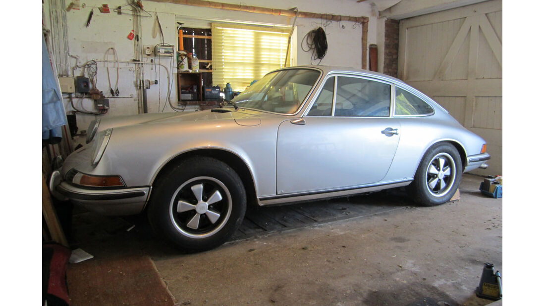1972 Porsche 911T 2.4-Litre Coupé
