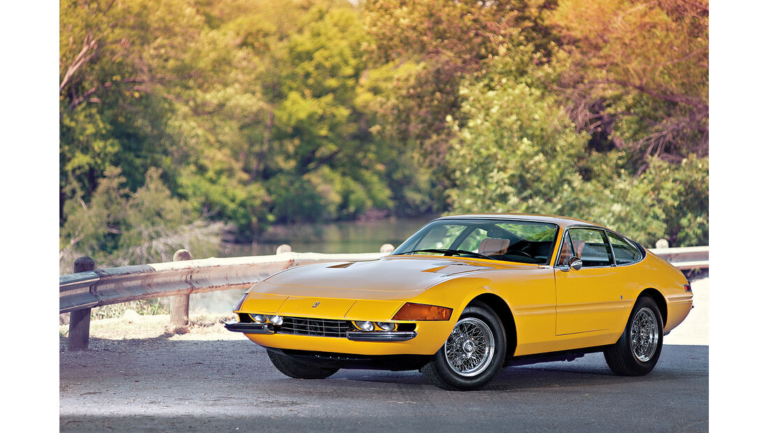 1972er Ferrari 365 GTB/4 Daytona