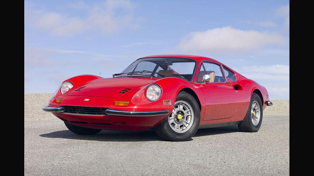 1972er Ferrari Dino 246GT