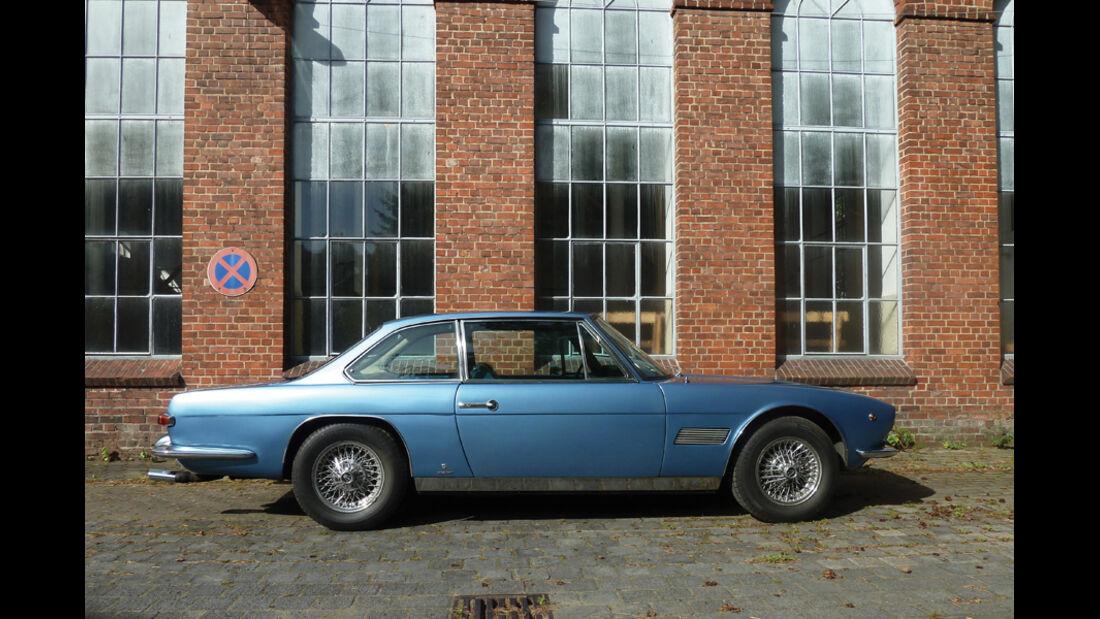 1972er Maserati Mexico Coupé