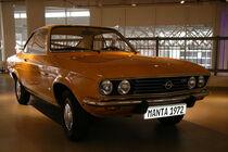1972er Opel Manta