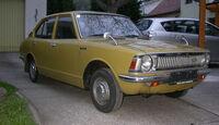 1972er Toyota Corolla 1200 Sedan