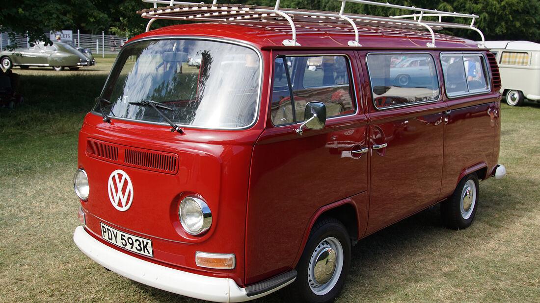1972er VW T2 Baywindow