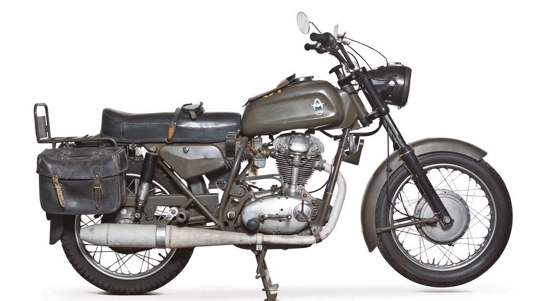 1973 Ducati Condor 350 Militare RM Auctions Monaco 2012