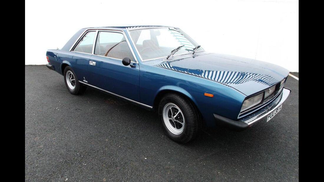 1973 FIAT 130 Coupé.