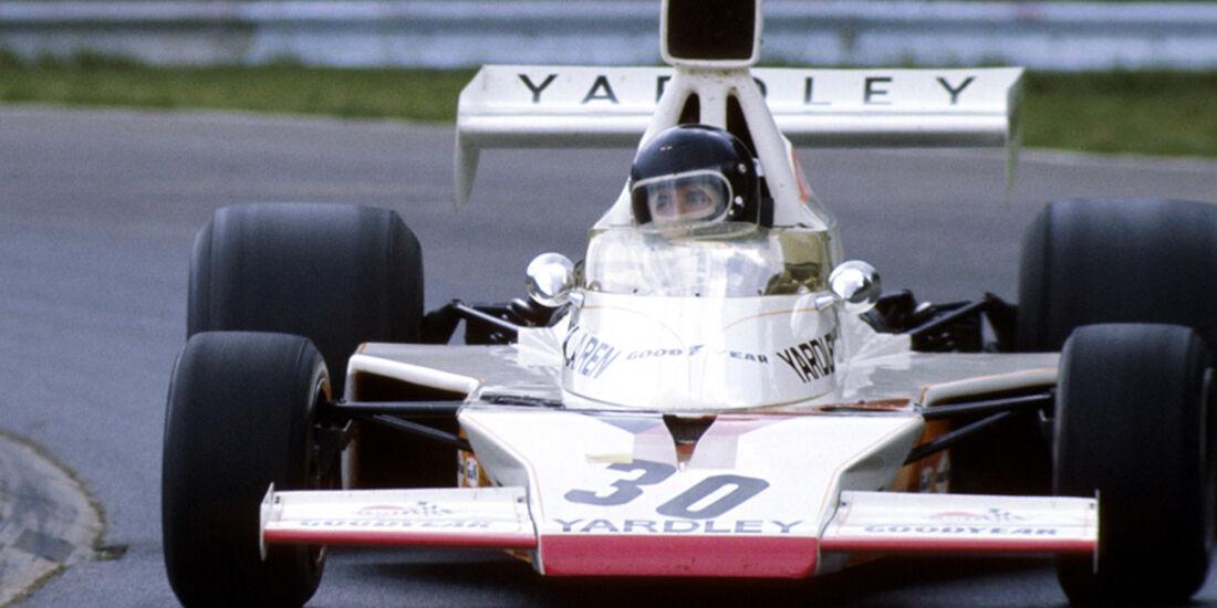 1973 Jacky Ickx McLaren