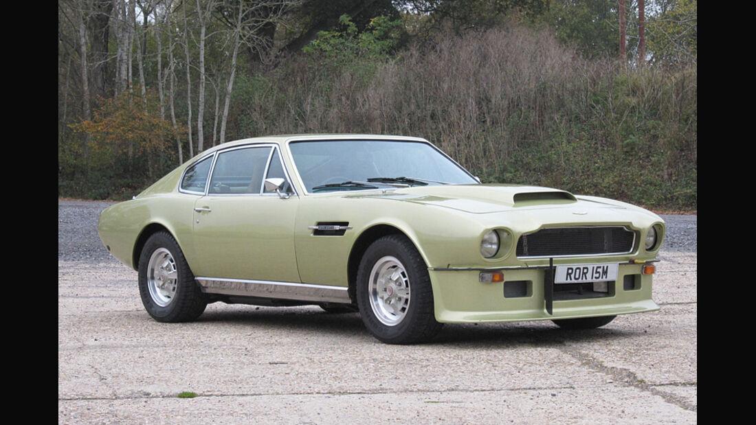 1973er Aston Martin V8 Series 3 Saloon