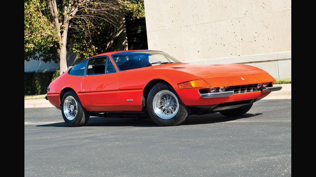 1973er Ferrari 365 GTB/4 Daytona Coupe