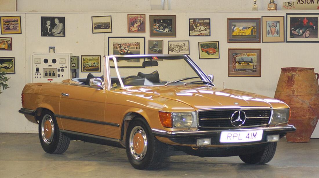 1973er Mercedes-Benz 450SL Convertible