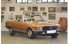 1973er Mercedes-Benz 450SL Convertible