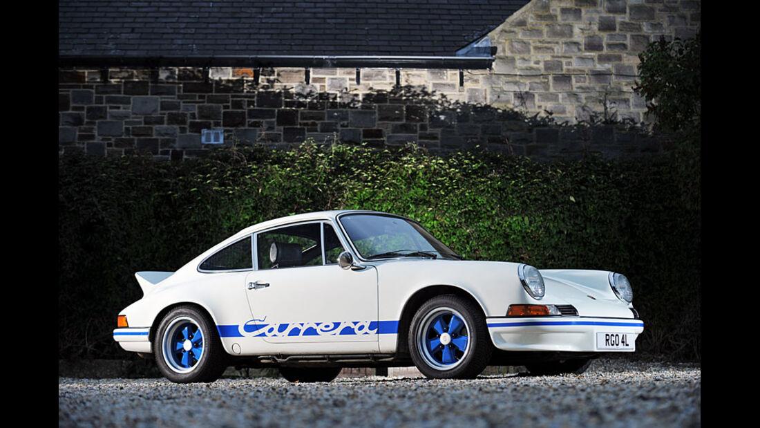 1973er Porsche 911 Carrera RS 2.7-Litre 'Lightweight' Coupé