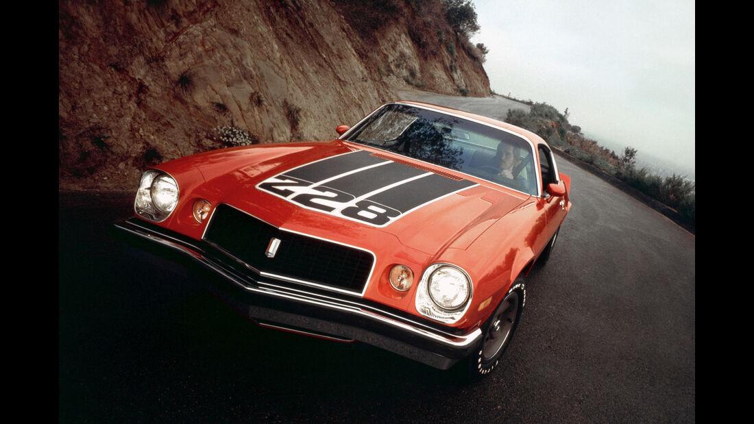 1974 Chevrolet Camaro Z/28 - Muscle Car - Pony Car
