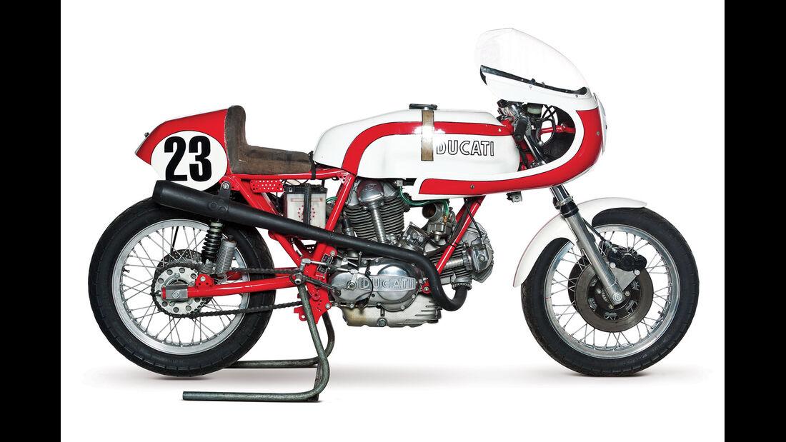 1974 Ducati 750 SS Corsa RM Auctions Monaco 2012