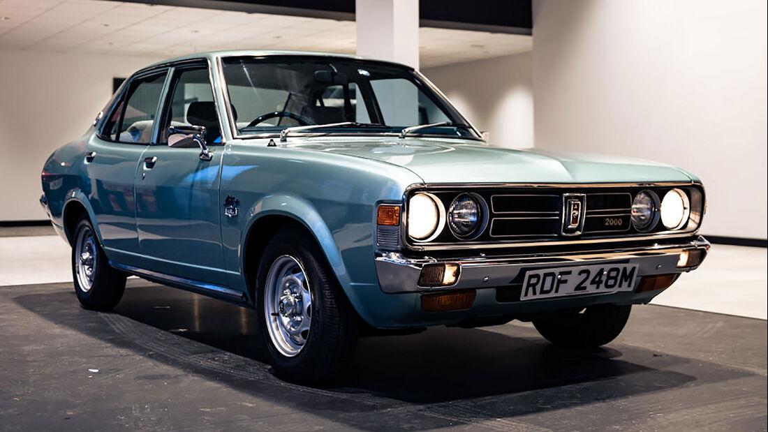 1974 Mitsubishi Colt Galant 2.0