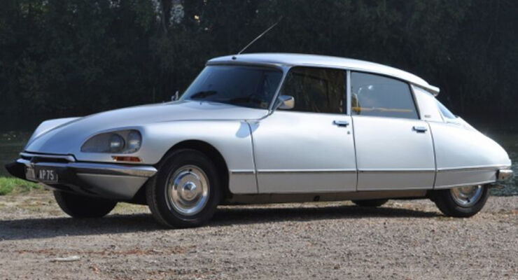 1974er Citroen DS 23 Pallas