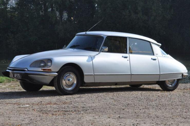 1974er Citroen DS 23 Pallas